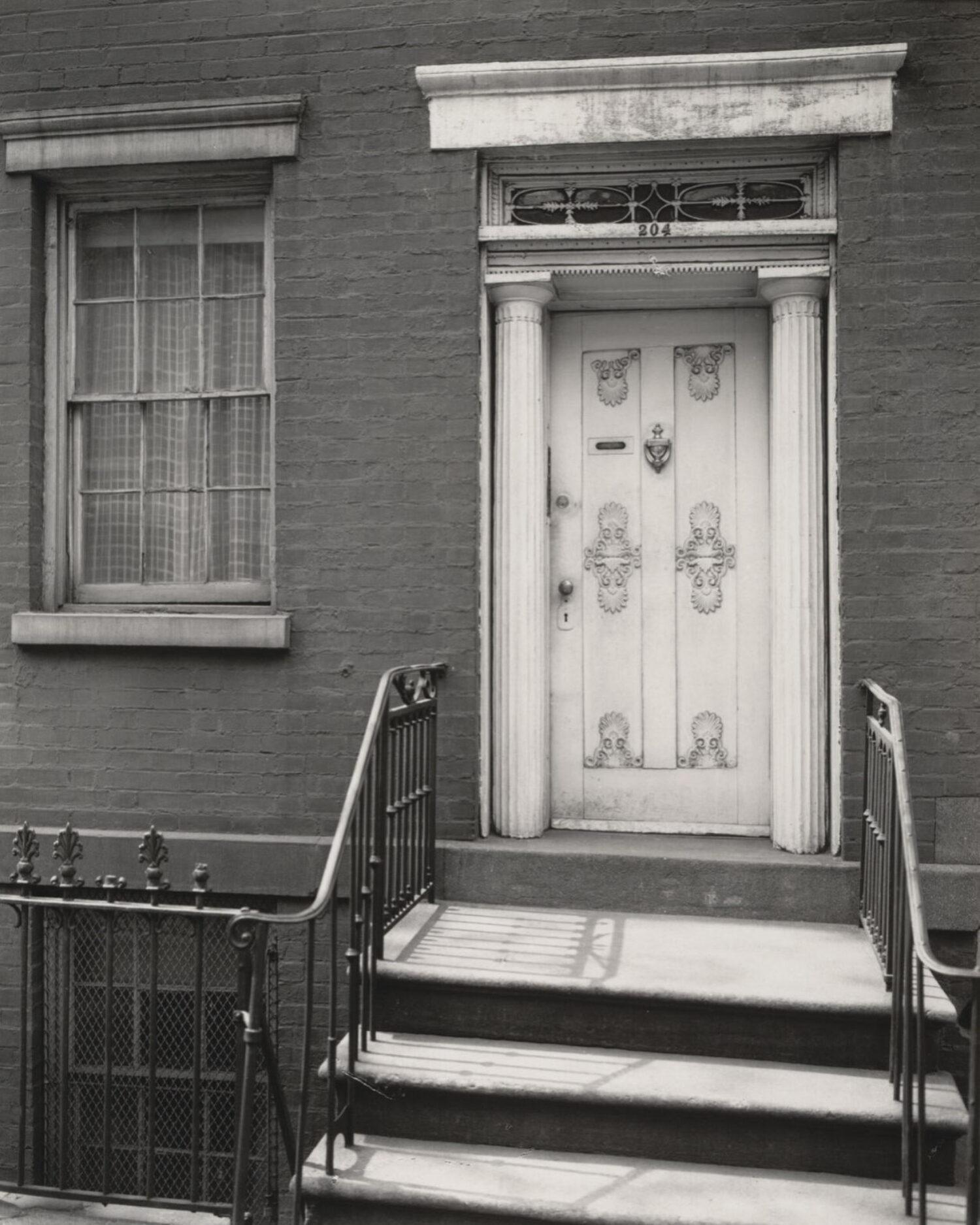 Greenwich Village Doorway
