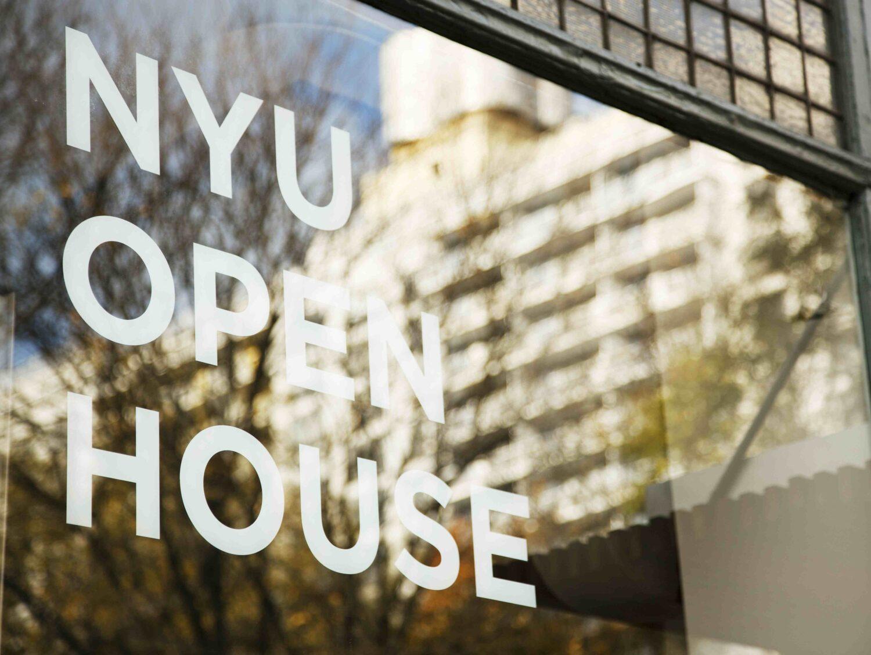 Nyu open house 10