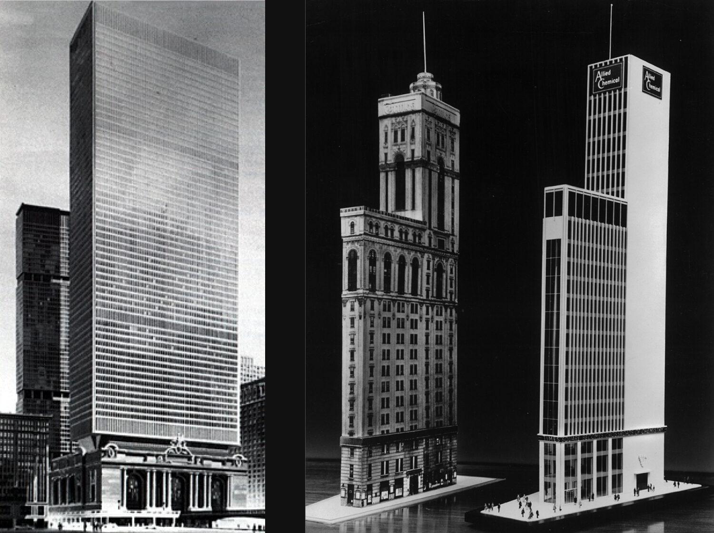 Three buildings 23
